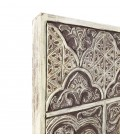 PANEL DECORATIVO TRCOLOR INDI