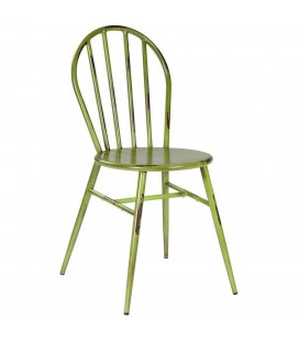 SILLA METAL WEST VERDE