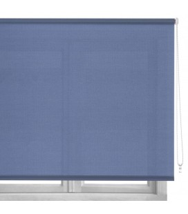 ESTOR 120X250 ENROLLABLE STANDAR BLUE