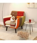 SILLON PATCHWORK ANDREWS