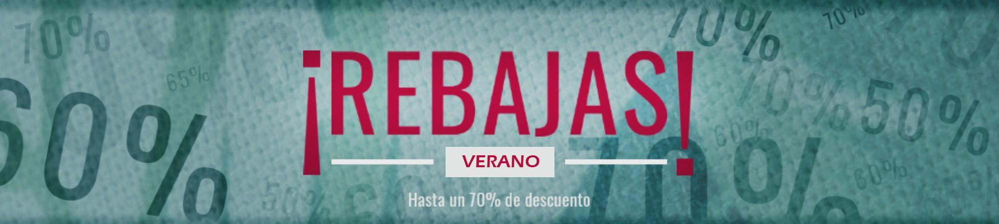REBAJAS DE VERANO
